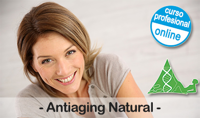 Curso de ANTIAGING NATURAL