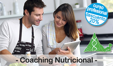 Curso profesional Coaching Nutricional - Instituto NutreCELL
